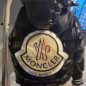 Authentic Moncler x Palm Angels Jacket